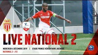 VIDEO: N2 : AS Monaco - Etoile Fréjus St-Raphaël