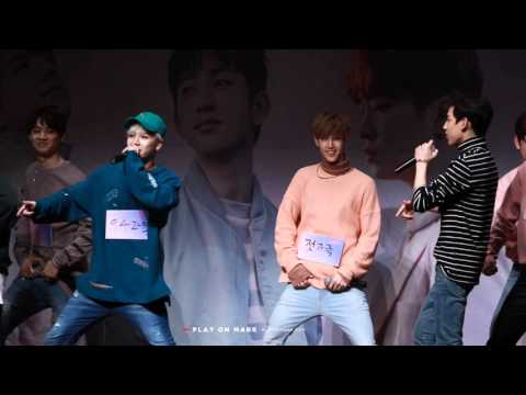 160326 Random Play Dance Full Ver.(mark Focus)