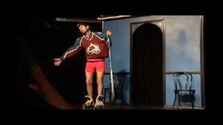 Mike Carrier Stand-Up: Milk And Hockey