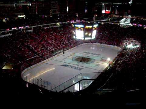 Boston Bruins vs. Carolina Hurricanes @ RBC Center, 5/8/09 Eastern Conference playoffs Game 4