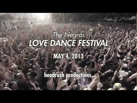 the NEGROS LOVE DANCE festival 2013 TEASER