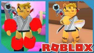 Strongest Ninja In Roblox Ninja Simulator 2