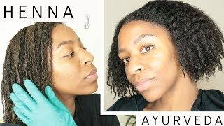 Ayurveda Henna Treatment for GROWTH + MAXIMUM STRENGTH | T'keyah B