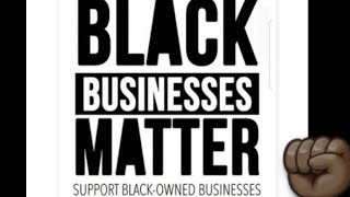 Black owned businesses |Support|