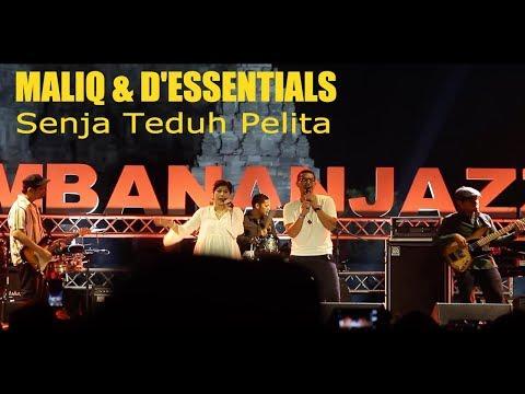 MALIQ & D`ESSENTIALS - Senja Teduh Pelita Live In Prambananjazz 2019