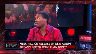 Meek Mill Takes Over REVOLT Live