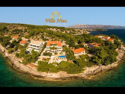 Villa Nino - Selca (Brač Island) █▬█ █ ▀█▀