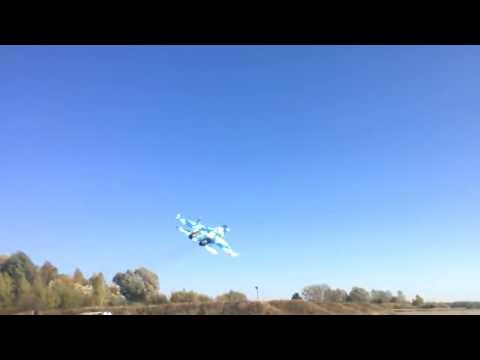 Су-27 прополз