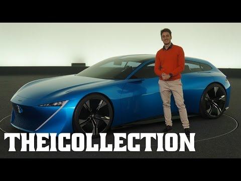 Le Concept Car ultime par Peugeot !