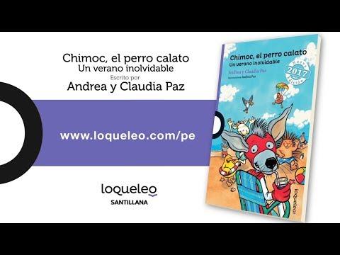 book-trailer:-chimoc,-el-perro-calato-un-verano-inolvidable,-de-andrea-y-claudia-paz