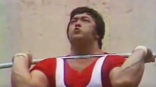 видео: 1980 Olympic Weightlifting, +110 kg \ Тяжелая Атлетика. Олимпийские Игры