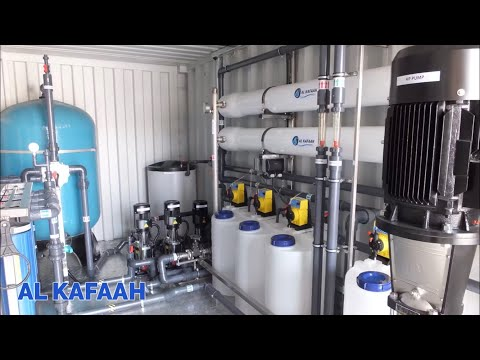 AL KAFAAH: Water Treatment Systems Company | Dubai, UAE