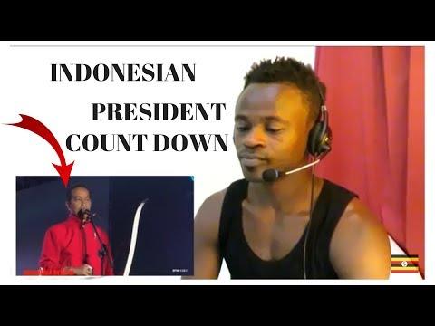 Gantengnya Presiden Jokowi Saat Sedang Memanah - Countdown Asian Games 2018 REACTION
