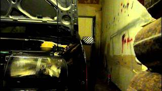 VW Golf 3 Waltons Fanfare / Hupe