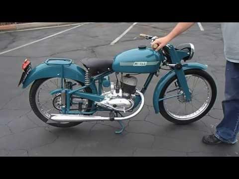 Mi-Val 1952 125cc T2  Made in Italy  MotoGuzzino.com