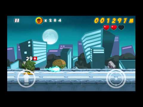Zombie Dash Android HD Gameplay