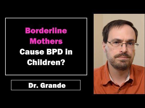 Do Mothers With Borderline Cause Borderline In Their Children?