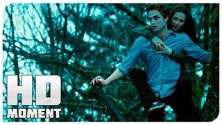 Эдвард показывает свои способности Белле - Сумерки (2008) - Момент из фильма
