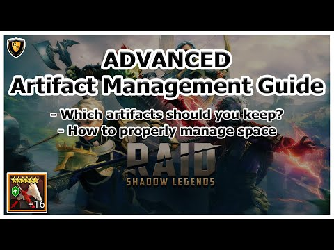 RAID Shadow Legends | Advanced Artifact Management Guide