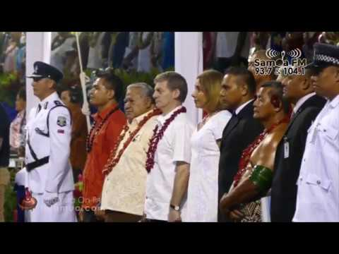 Samoa's 55th Independence Celebration - Part 1
