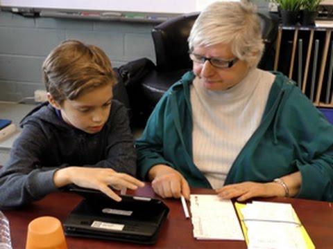 Computerized seniors!