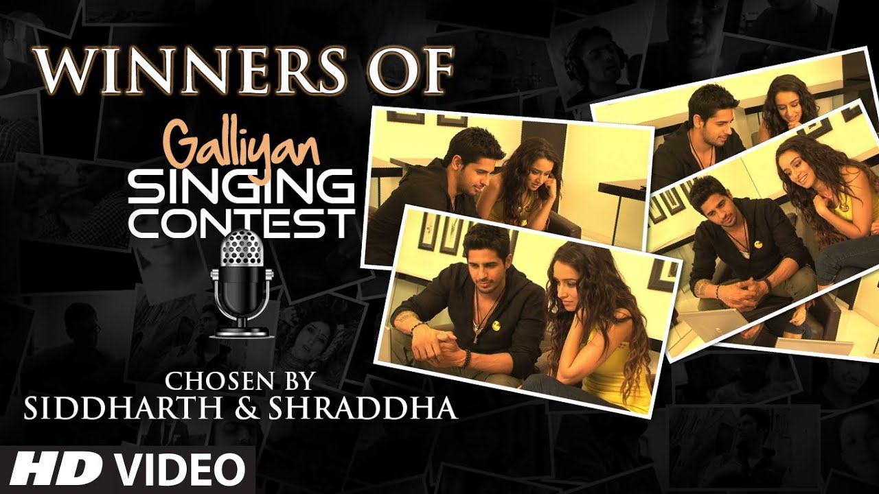 Winners of Galiyaan Singing Contest | Ek Villain | T-Series