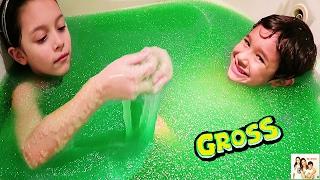 Squishy Slime Baff with Gelli Baff  ????