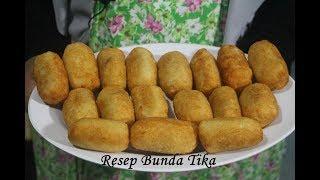 Download Resep Jemblem Singkong Isi Gula Merah Enak dan Praktis