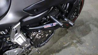 2016 Yamaha FZ07 Sick Action Sports Pro Series Crash Cage