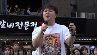 허각 무결점 라이브_Hello_홍대 버스킹 직캠5_imp