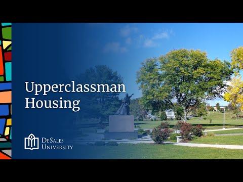 4. The Mall & Upperclassman Housing - DeSales University