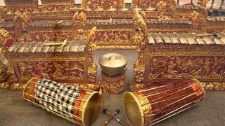 Gamelan Bali Instrumental  - Peteng Bulan