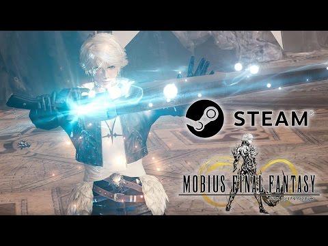 Mobius Final Fantasy PC STEAM 4K 60FPS Version