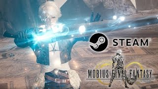 Mobius Final Fantasy PC STEAM 4K 60FPS Version