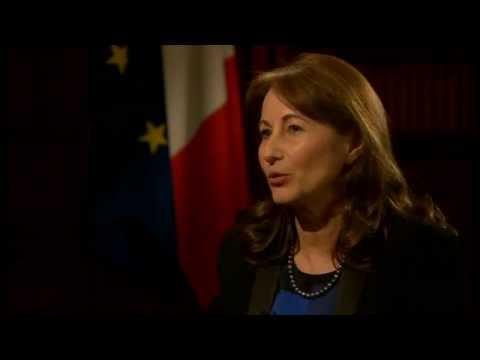 """""""Condescending...Spiteful."""" Ségolène Royal on Chancellor's taunts"""