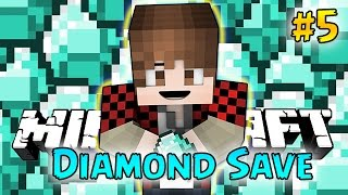 Minecraft: SAVE THE DIAMONDS! SkyWay Islands Survival #5 FINALE (Epic Sky Adventure)
