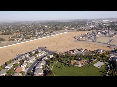 Drone Video: Dixon CA Construction Survey