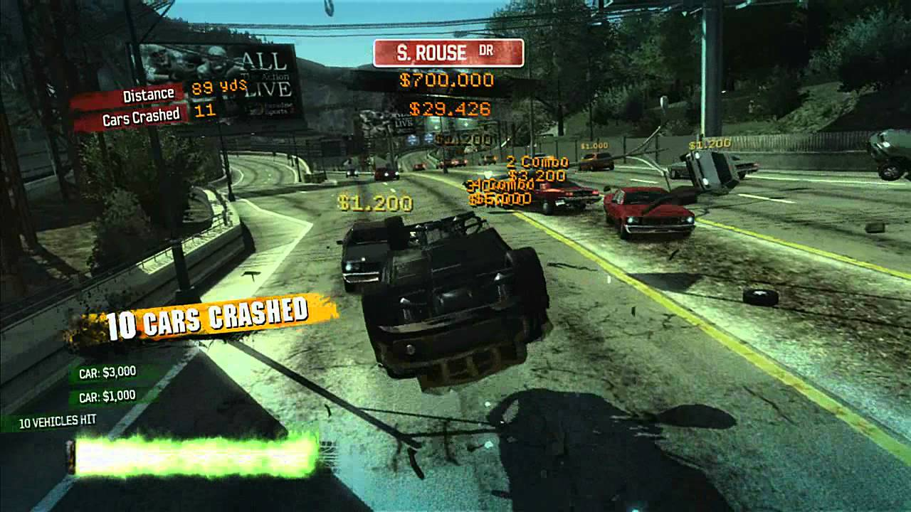 burnout paradise playstation 3 review video review hd. Black Bedroom Furniture Sets. Home Design Ideas