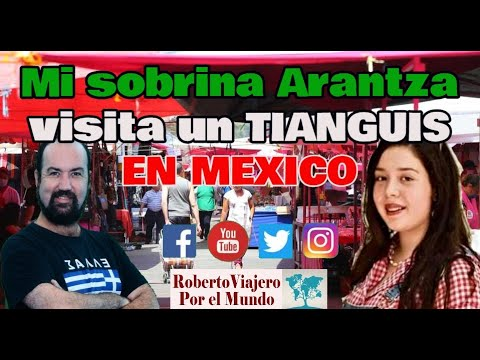 Download Mi sobrina Arantza conoce un tianguis en Cdmx