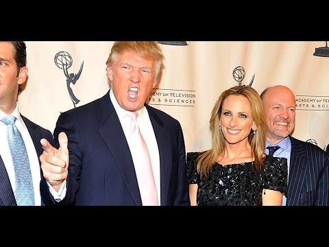 Donald Trump Called Deaf Actress Marlee Matlin