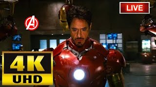All Ironman suit-ups (2008-2019) in 4K