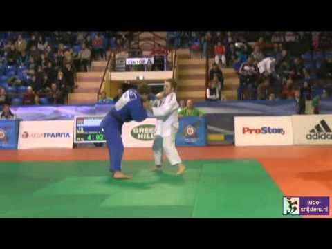 Judo 2013 European