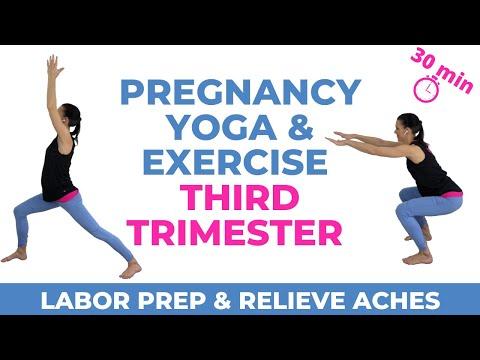 pregnancy-exercise-third-trimester
