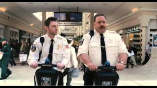 Шопо-коп / Paul Blart: Mall Cop (2009) Трейлер (дублированный)