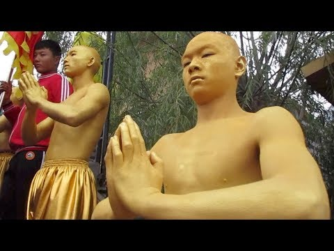 Wudang to Shaolin-China VLOG 30-Shaolin Tournament Opening Ceremonies