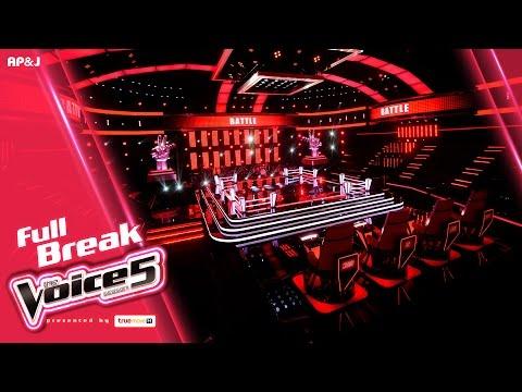 The Voice Thailand 5 - Battle Round - 4 Dec 2016 - Part 1