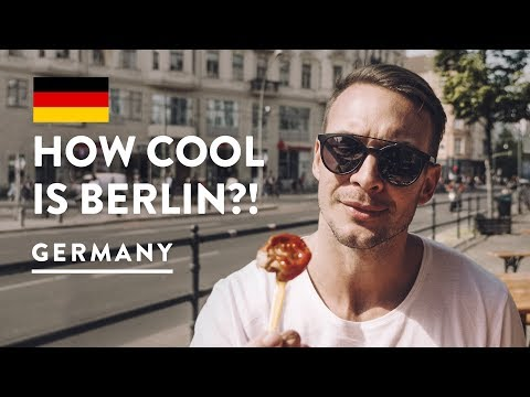 WE'RE IN GERMANY - BERLIN FIRST IMPRESSIONS! | Germany Trave
