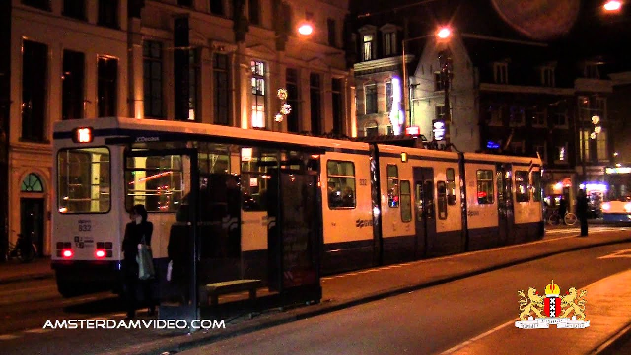 Amsterdam At Night 2 Day 947 Youtube