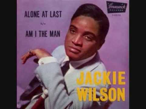Jackie Wilson - Alone At Last (1960)
