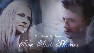 Matthew & Diana | Fire And Flames